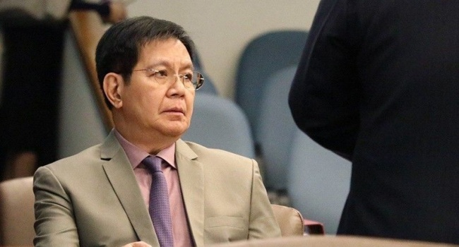 "Lacson Fires Back At Duterte's Criticism, Asks ""Who Is Ignorant?"""