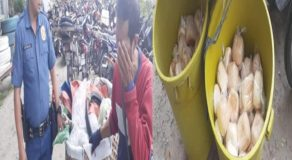 Old Bread Vendor Cries After Cops Impounded His Motorcycle