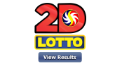 2D LOTTO RESULT January 24, 2020