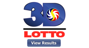 3D LOTTO RESULT November 12, 2019