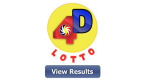 4D LOTTO RESULT December 6, 2019