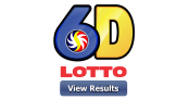 6D LOTTO RESULT August 15, 2020