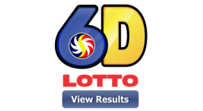 6D LOTTO RESULT January 21, 2020