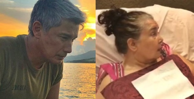 Albert Martinez, Amalia Fuentes Relationby Revealed by Alfonso Martinez