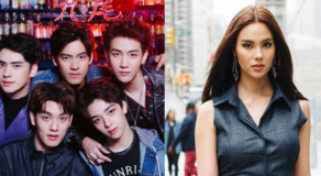 Catriona Gray: Thai Boy Band SBFive Wants to Collaborate W/ Beauty Queen