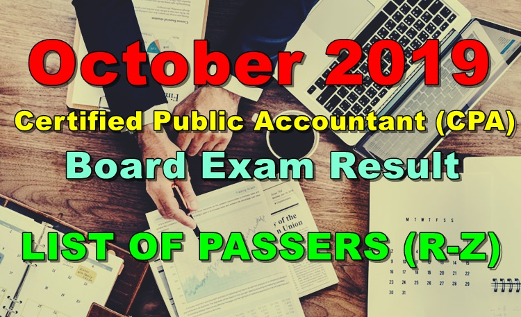 Certified Public Accountant Board Exam