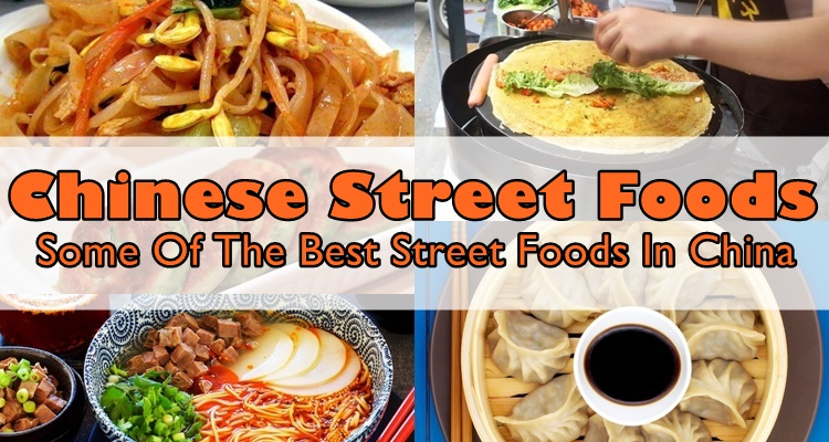 Chinese Street Foods