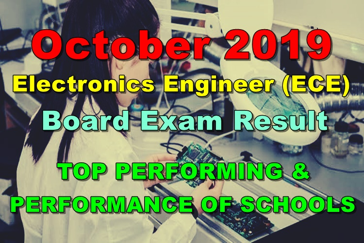ECE Board Exam Result