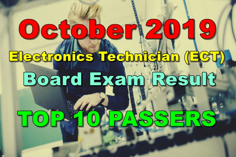Electronics Technician Board Exam