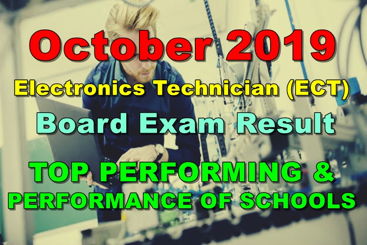 ECT Board Exam Result