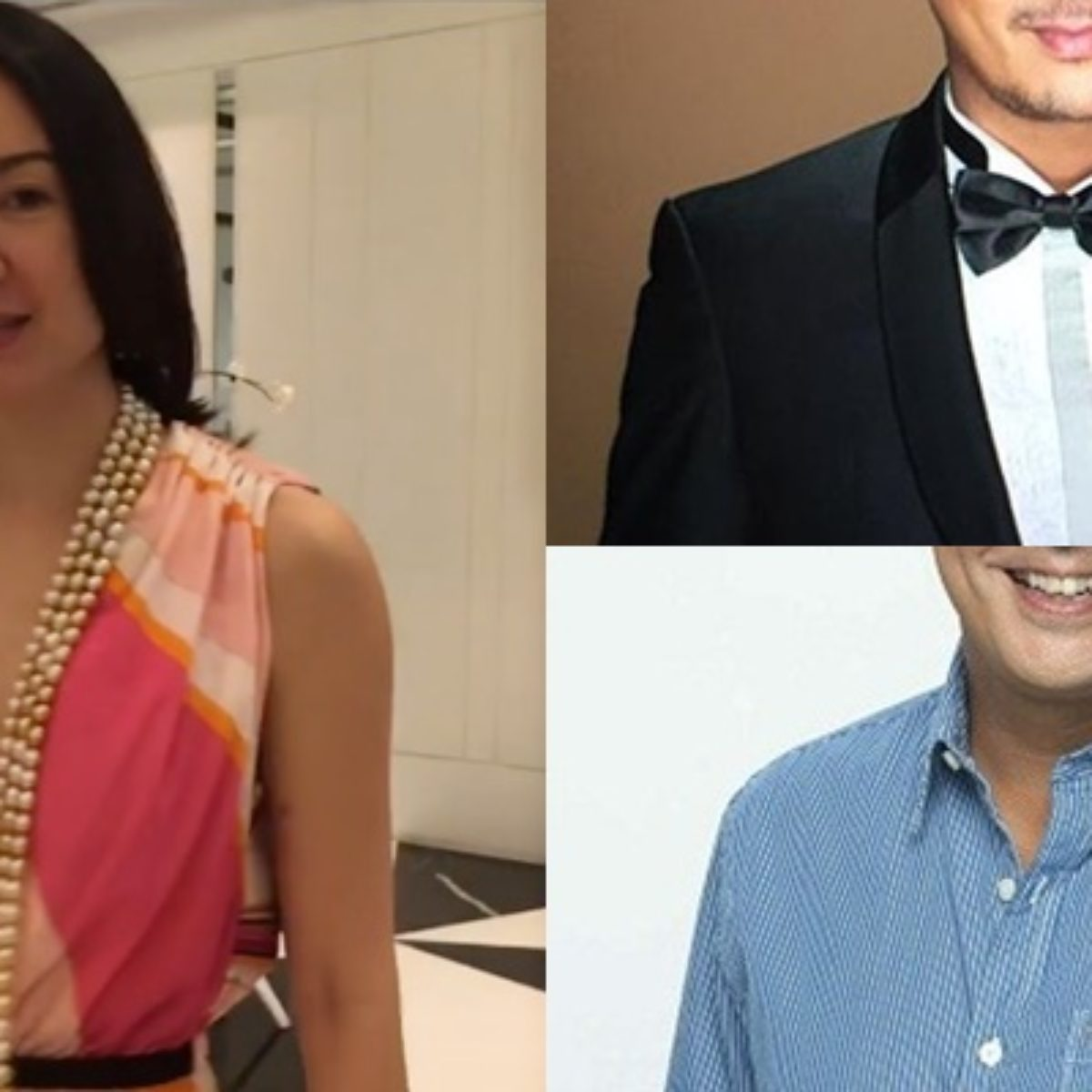 Alma Concepcion Hot gretchen barretto history: who are the men linked to her before?