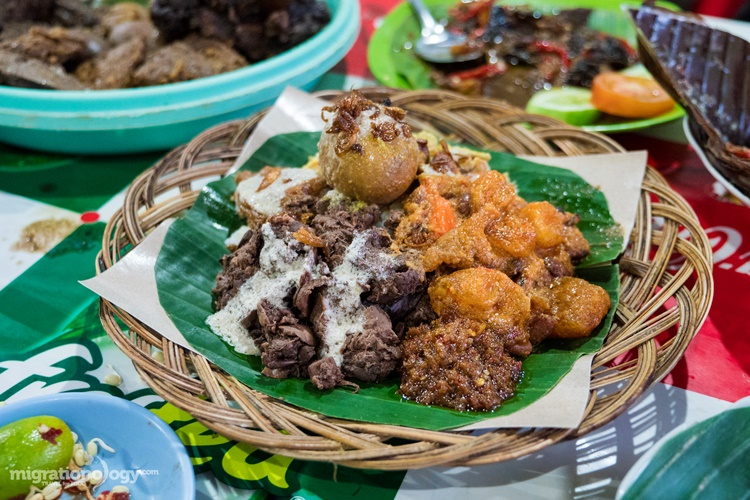 Indonesian Street Foods