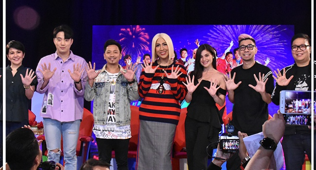 Vice Ganda Admits Thinking About Leaving It's Showtime