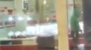 VIDEO: Robbery In JCentre Mall Mandaue, Mall Guards Are Now POI