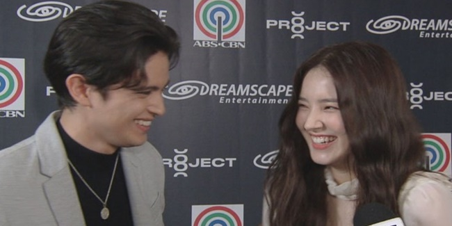 James Reid and Nancy McDonie