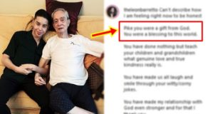 Leon Barretto Posts Heartfelt Message For Late Grandfather Miguel