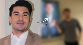 Luis Manzano Proud To Showcase His Photo In The ABS-CBN Hallway