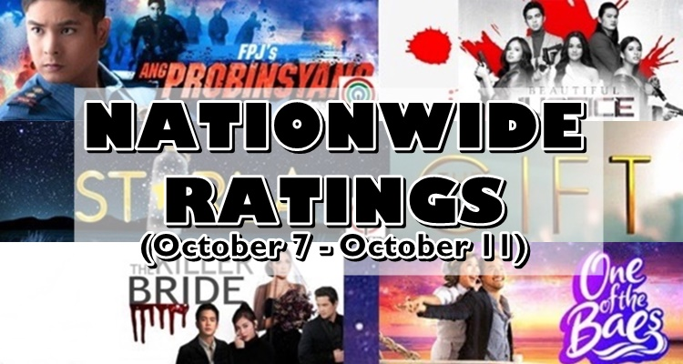 Nationwide TV Ratings