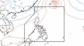 PAGASA – Cloudy Skies, Scattered Rains In Parts Of Luzon