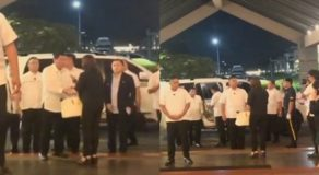 Duterte Pays Respect To Claudine Barretto's Late Father (Video)