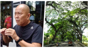 Running Priest Graces Naga City, Cebu To Protest EJK Of Trees