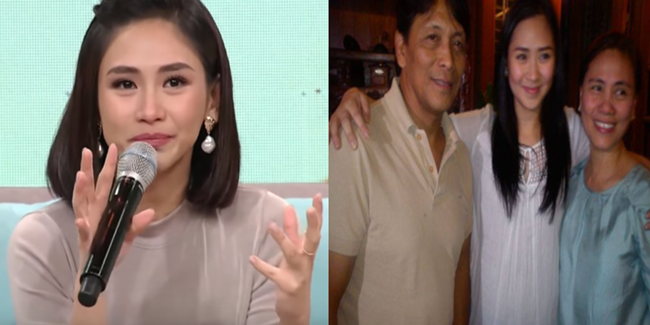 Sarah Geronimo family 1