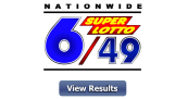 6/49 LOTTO RESULT Today, Sunday, November 1, 2020
