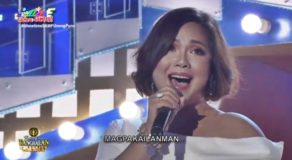 Tawag Ng Tanghalan October 18 – Apple Chiu Is Today's Winner