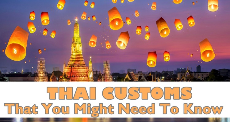 Thai Customs