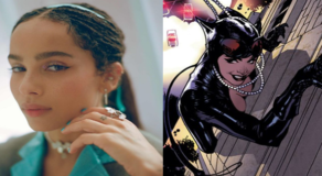 The Batman: Zoe Kravitz Will Play Catwoman In New 'Batman' Film