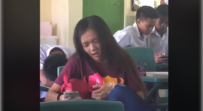 VIRAL VIDEO – Student Went Viral After Emotional Wattpad Reading