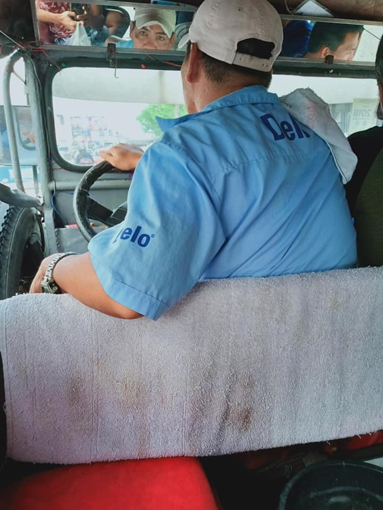 Kind-Hearted Jeepney Driver