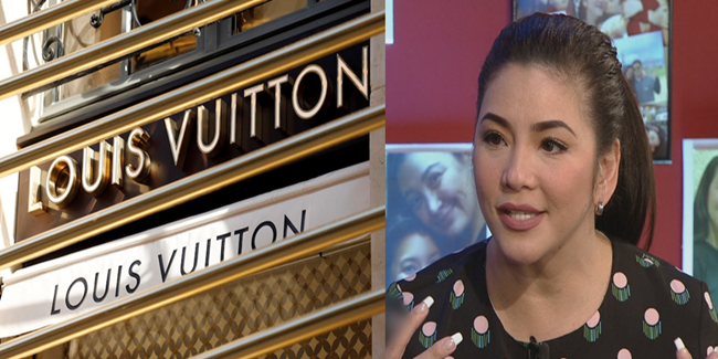 louis vuitton Regine Velasquez