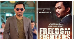 Manny Pacquiao To Star As WWII Hero In Hollywood Film
