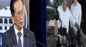 Panelo Reveals Duterte's Health Status After Motorcycle Accident