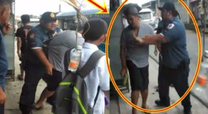 Intense Confrontation Between Raging Cop & Law Offender Goes Viral