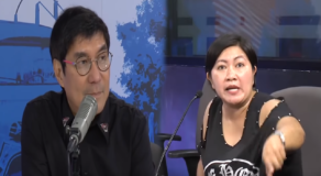 Raffy Tulfo Can't Say Anything Due To His Complainant's Non-Stop Speaking