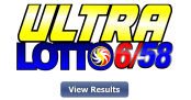 6/58 LOTTO RESULT January 19, 2020