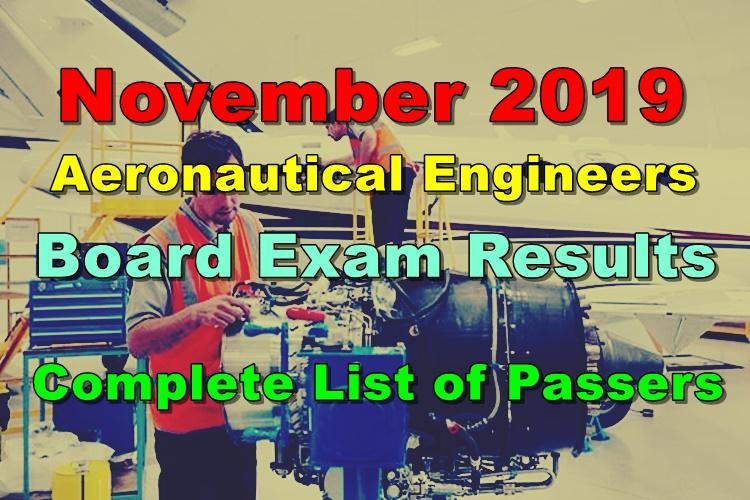 Aeronautical Engineers Board Exam