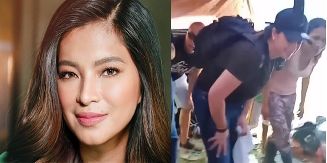 Angel Locsin Davao city earthquake victims