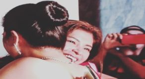 Angel Locsin Throws Surprise Birthday Party For BFF Dimples Romana