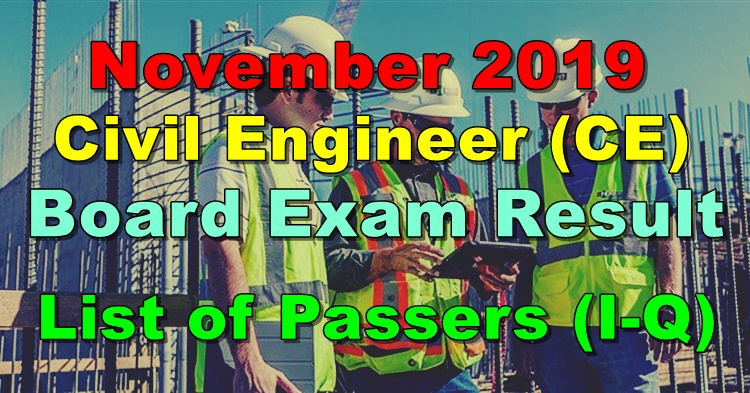 Civil Engineer Board Exam