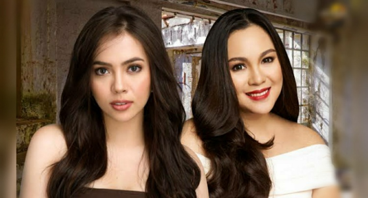 Claudine Barretto Julia Montes