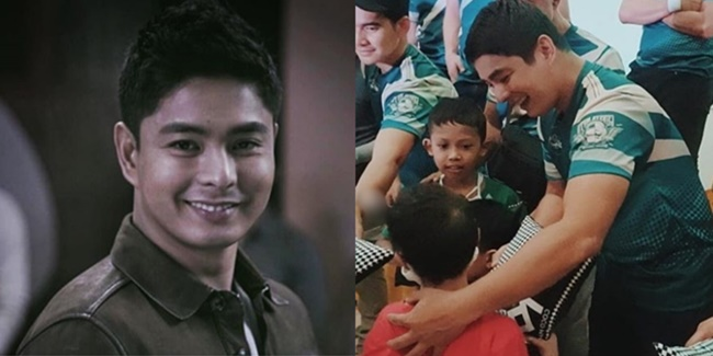 Coco Martin cancer patients