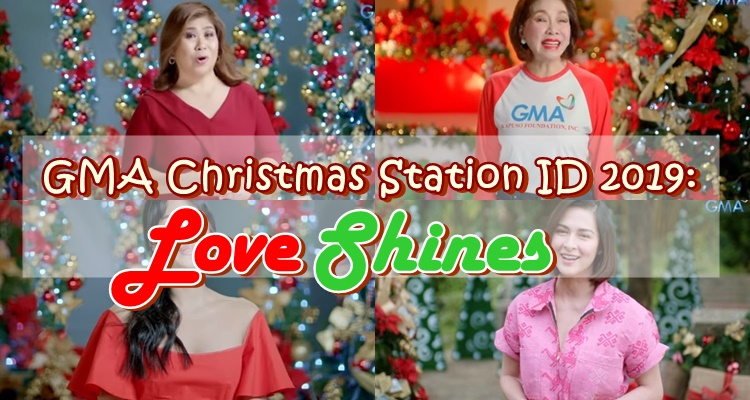 GMA Christmas Station ID