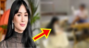 PHOTO: Heart Evangelista Hanging Out W/ A Homeless Guy & His Stray Dogs