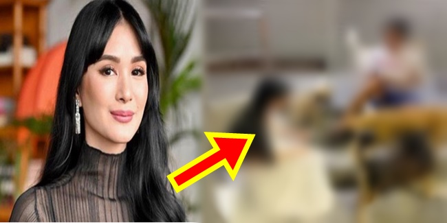 Heart Evangelista hung out homeless man