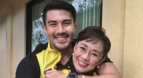 "Luis Manzano Promises Mother Gift In ""Nine Months"""