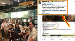 Maine Mendoza Joins Atayde Family Dinner, AlDub Fans Say Photo Is Edited