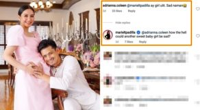 Mariel Padilla In Fury Over Netizen's Comment About Her Upcoming Baby Girl